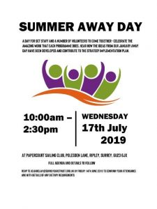 Invite Away Day July 2019